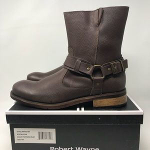Robert Wayne Motorcycle Boot
